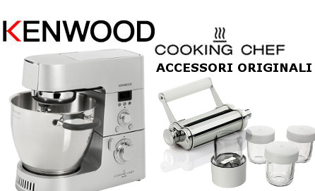 Kenwood cooking chef km070 accessori